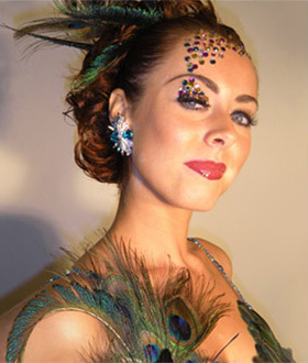 a photo of Encore Ballroom Couture owner Julie Wilson